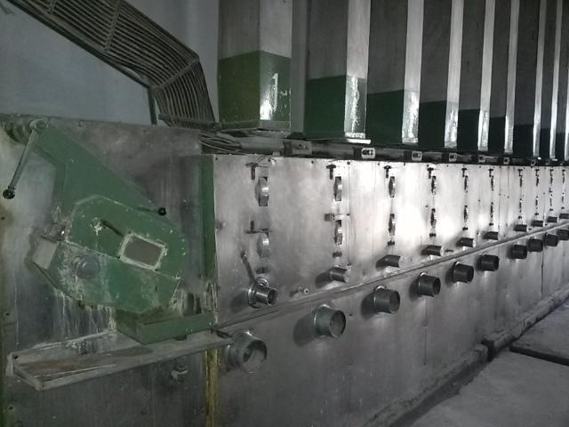 Iplik üretim hatlarıyarn production plants